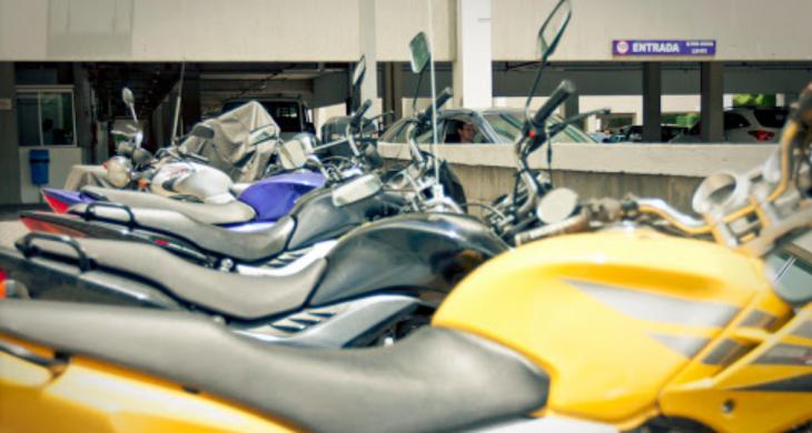 Vagas motos Estacionamento Aeroporto de Viracopos Campinas - Garageinn